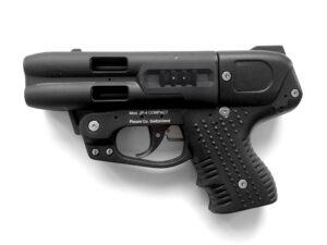 4 shot pepper gun black