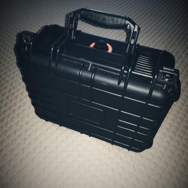 2-shot P-Gun carrying case