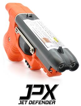 JPX 2 Shot Orange