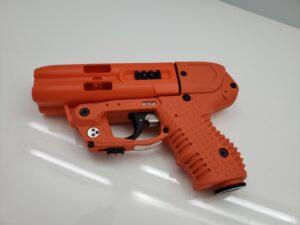 law enforcement c2 JPX orange pepper gun