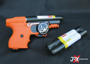 jet protector two shot orange and cartridge